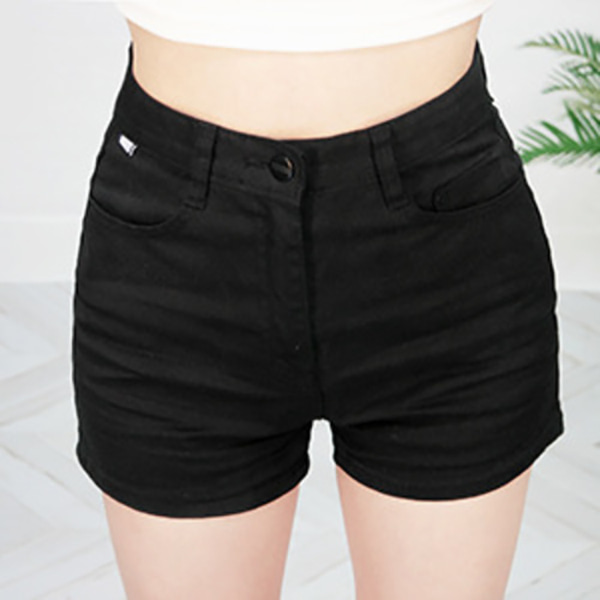 THEXXXY - 더엑스, GIRL'S BASIC SHORTS (2color) #98